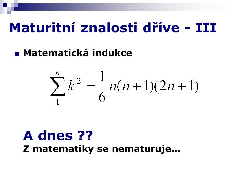 Odkud je tento příklad ? Řešte v R rovnici