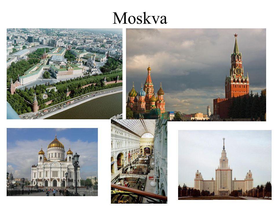 Okolí Moskvy Sergijev PosadSuzdal – kreml Tula – UspenskiRjazaň - Alexander