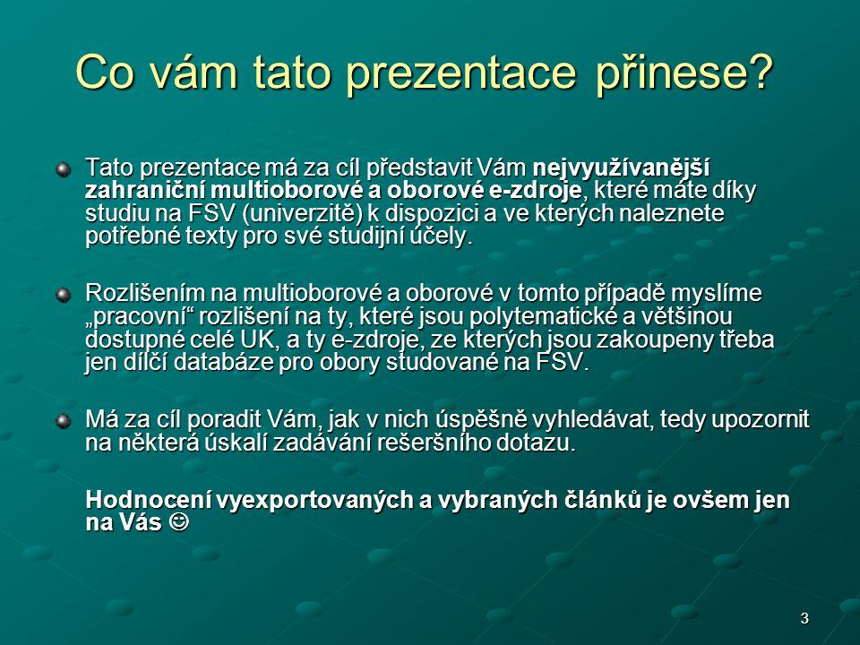 Děkuji za pozornost.Mgr. Daniela Uhrová uhrova@fsv.cuni.cz uhrova@fsv.cuni.cz pátek, 31.