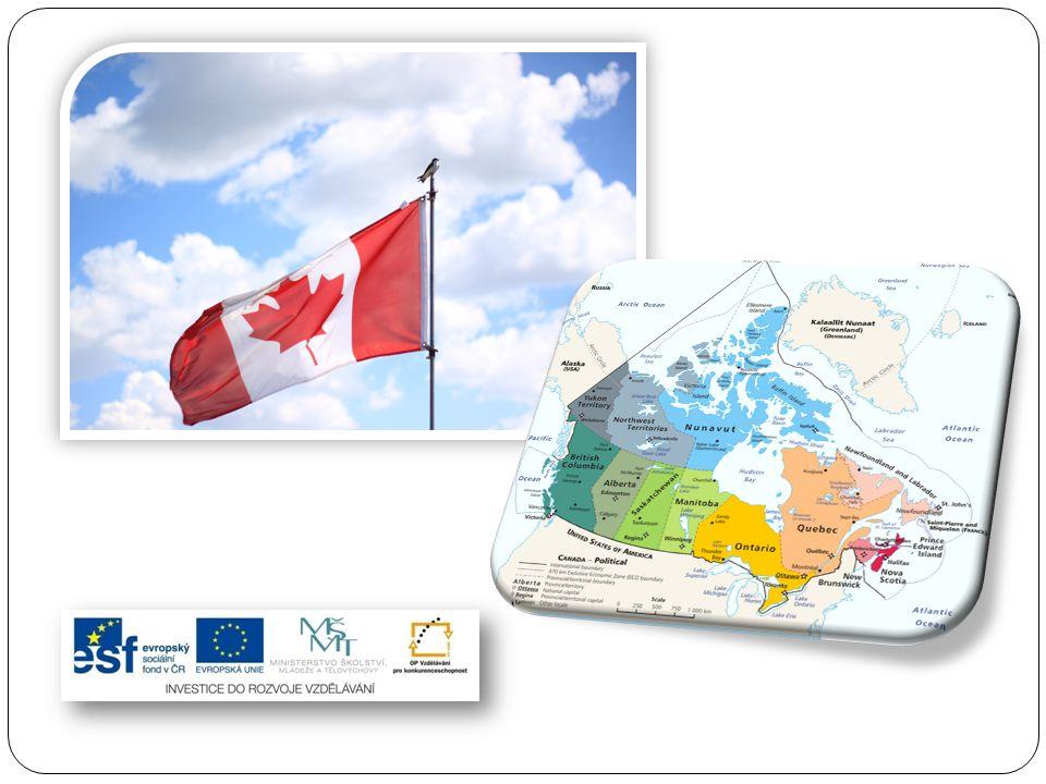 Hlavním městem Kanady je Ottawa.