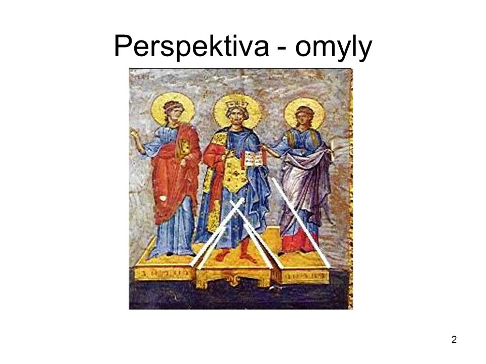 2 Perspektiva - omyly