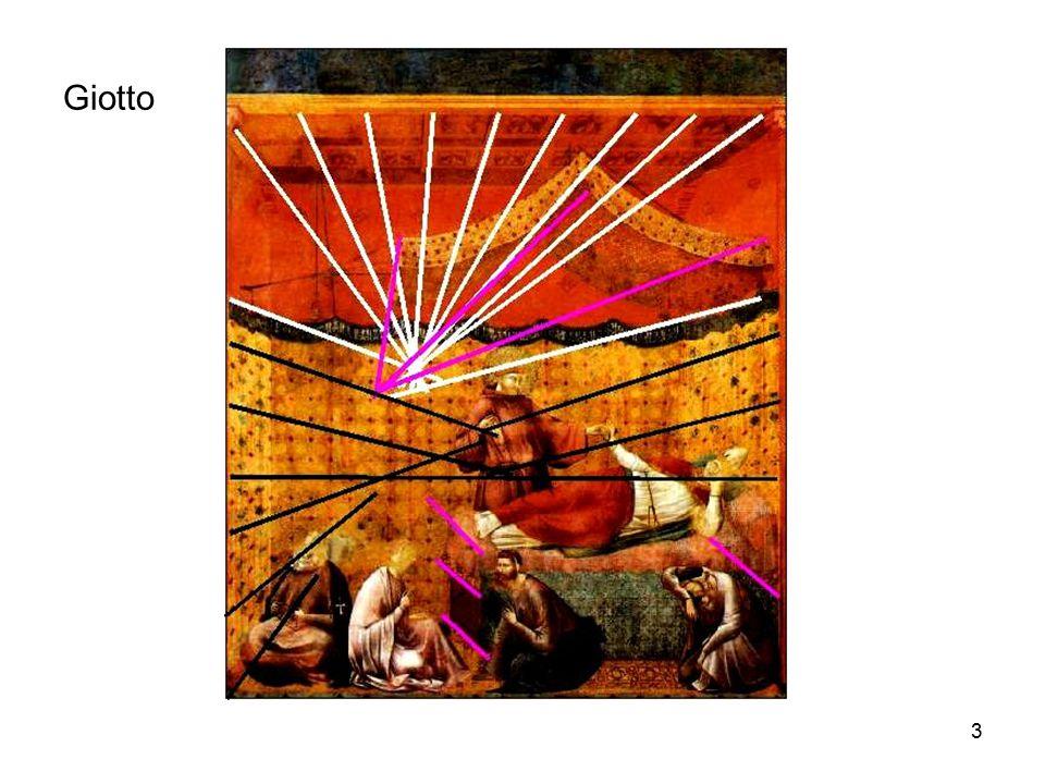 4 PERSPEKTIVA Leonardo da Vinci – Klanění tří králů