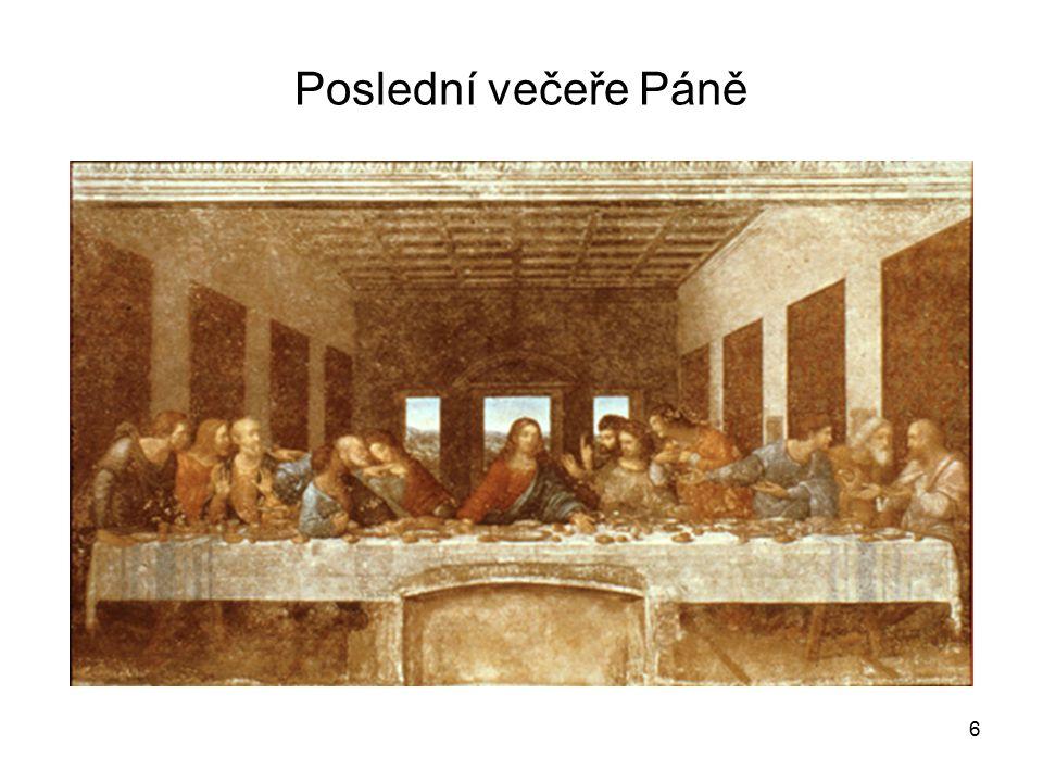 6 Poslední večeře Páně