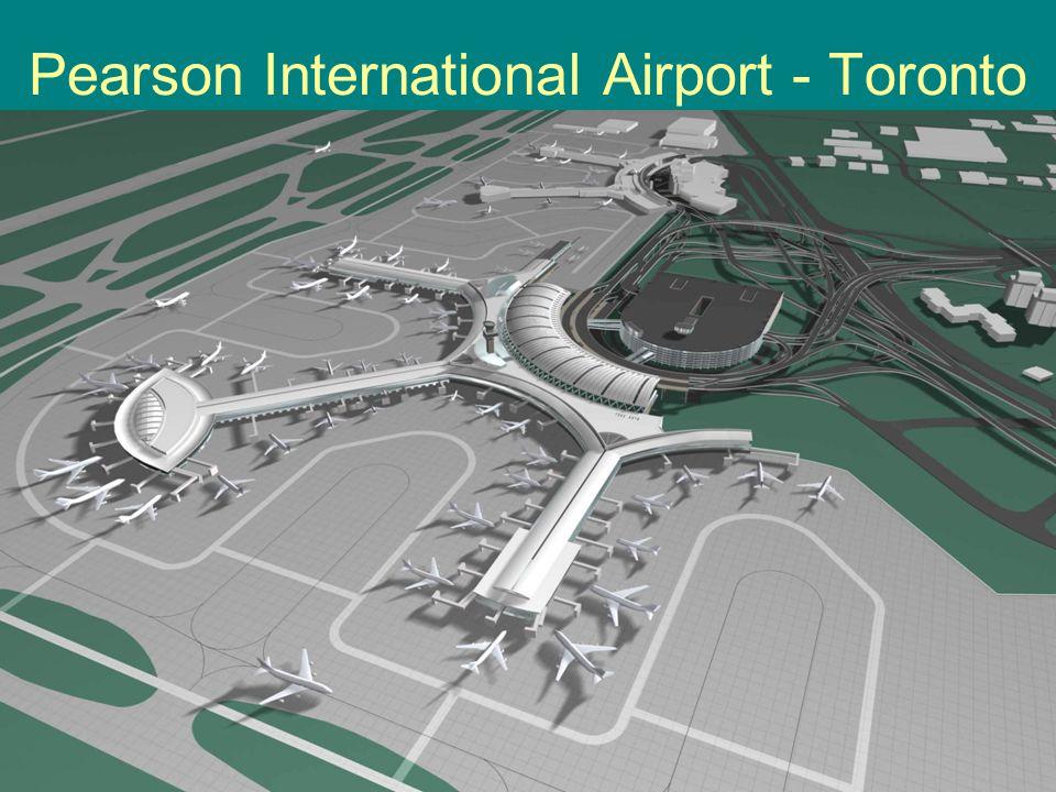 Pearson International Airport - Toronto