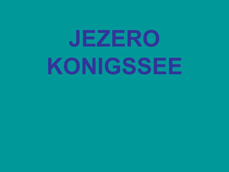 JEZERO KONIGSSEE