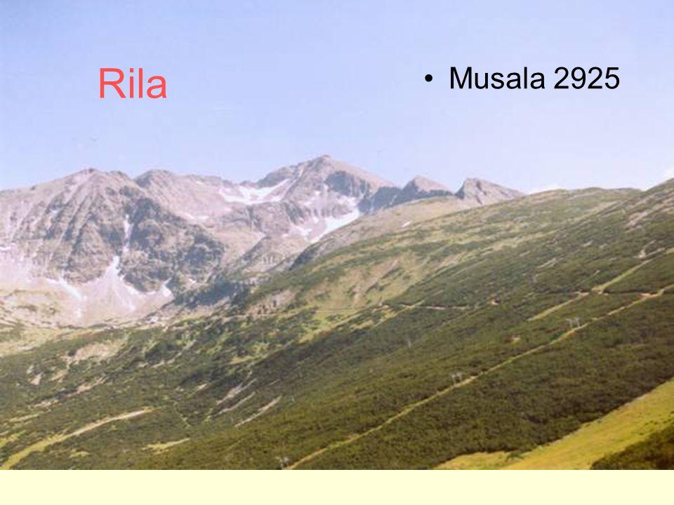 Musala 2925 Rila