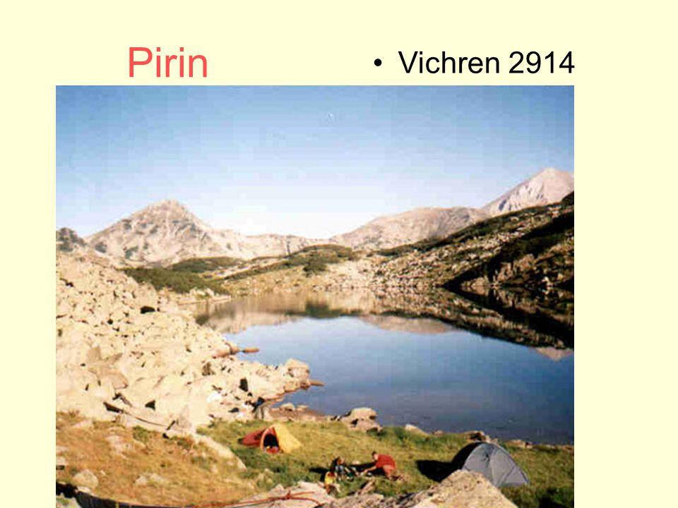 Pirin Vichren 2914