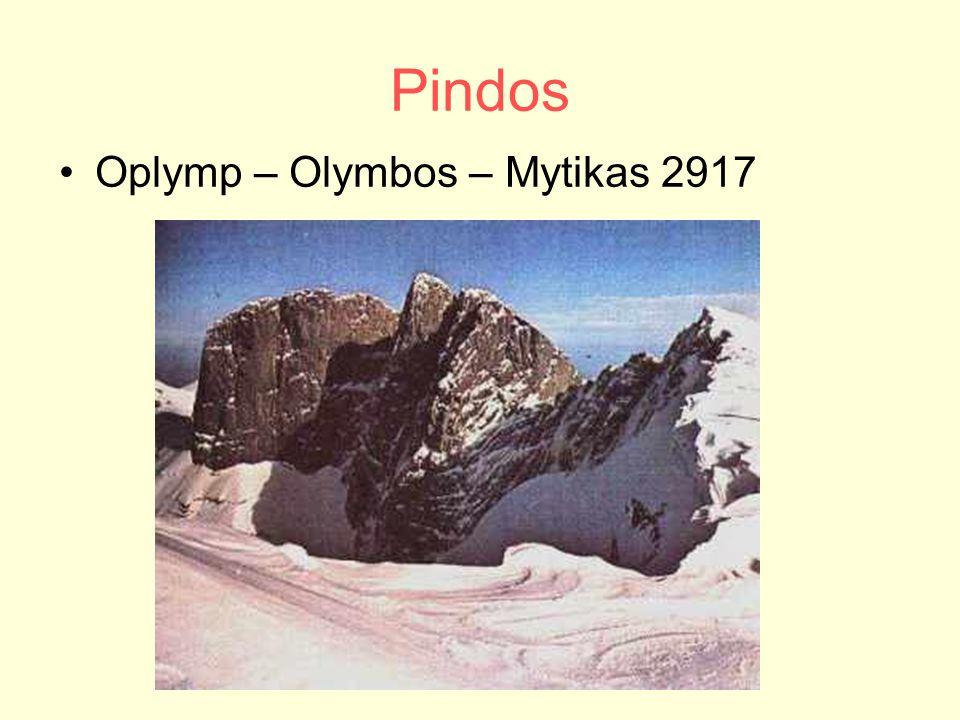 Pindos Oplymp – Olymbos – Mytikas 2917