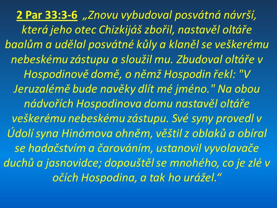 Nejdůležitější učení: -Boží soud je stejně jako Boží požehnání důkazem Jeho věrnosti svému slovu -Bůh jistě svým způsobem a ve svém čase potrestá hřích jednotlivce i hříchy společnosti -Mínění většiny není důkazem Boží vůle -Pokání vždy znamená skutečně odvrácení se od hříchu, Bůh nepřijímá formální projevy zbožnosti, které nejsou podložené skutečnou vírou