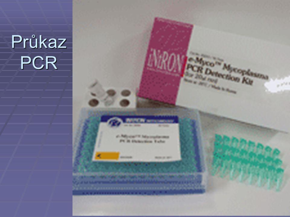 Průkaz PCR