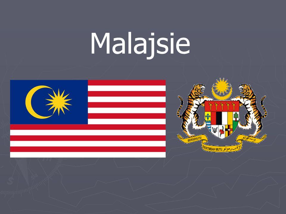 Přírodní poměry ► přímořský stát na jihu Malajského poloostrova (Západní Malajsie) a severu Bornea (Východní Malajsie)
