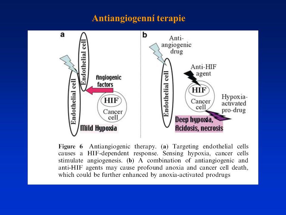Antiangiogenní terapie