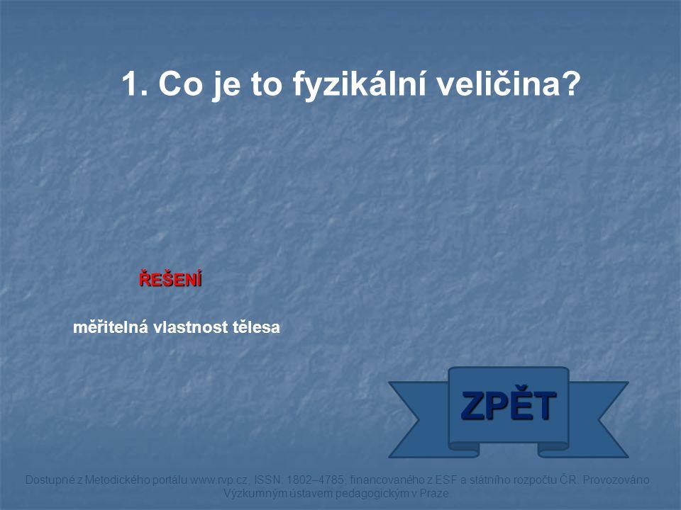 4,5 ZPĚT Dostupné z Metodického portálu www.rvp.cz, ISSN: 1802–4785, financovaného z ESF a státního rozpočtu ČR.