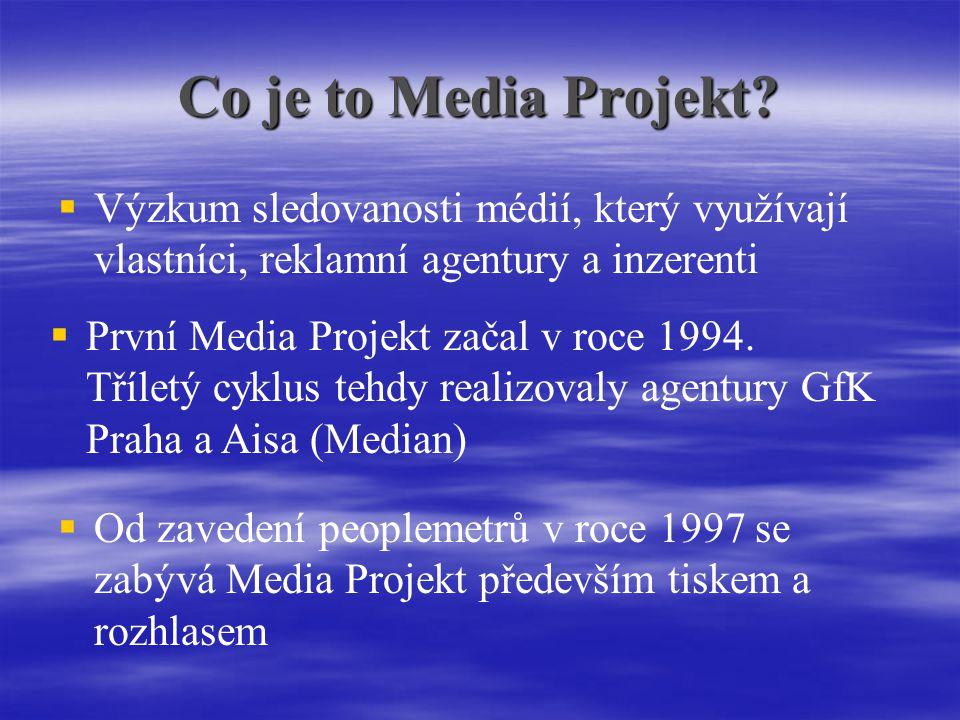 Co je to Media Projekt.