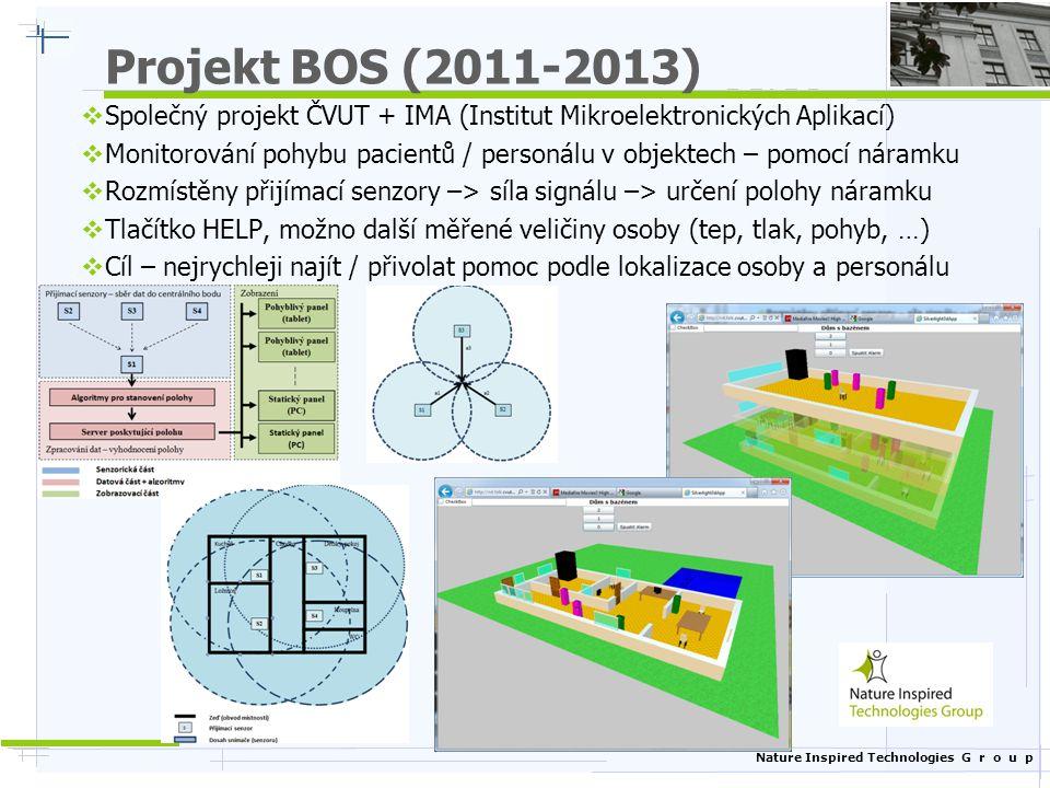 Spolupráce Jedličkův ústav – handicapovaní (…) Nature Inspired Technologies Group Dept.