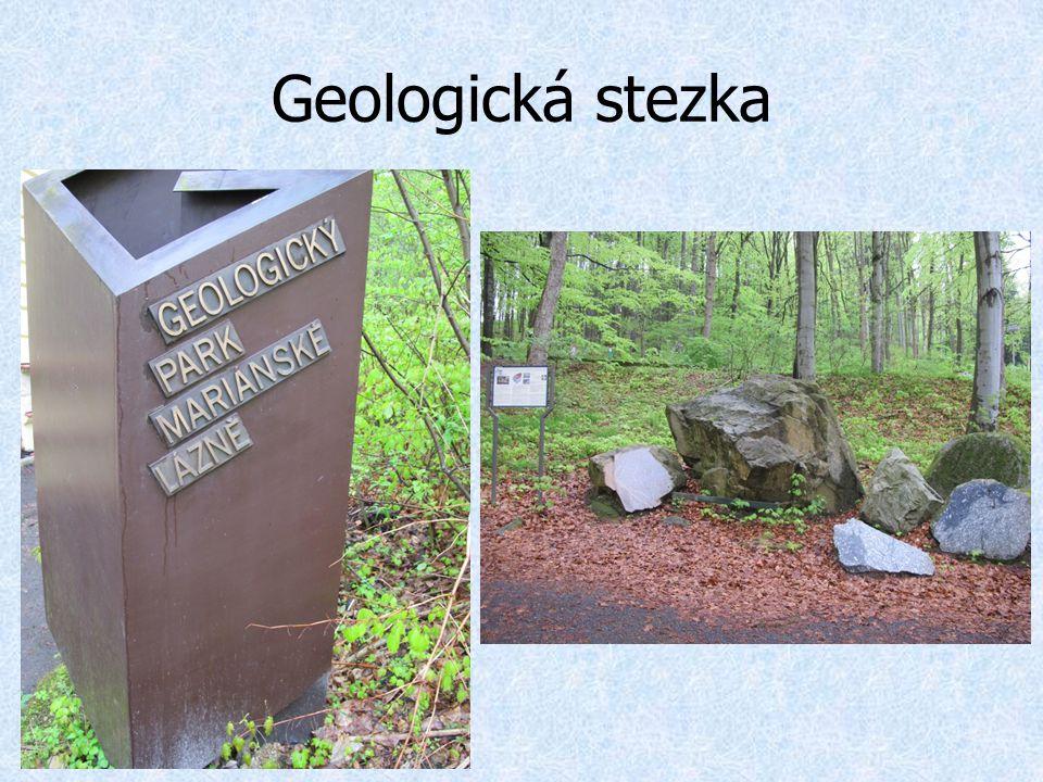 Geologická stezka
