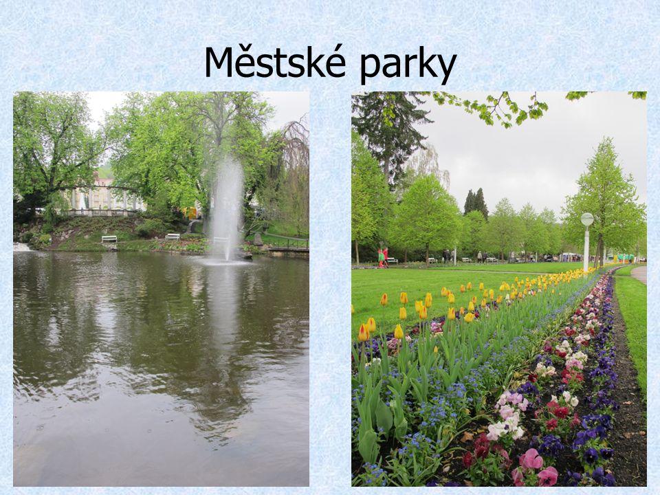 Městské parky