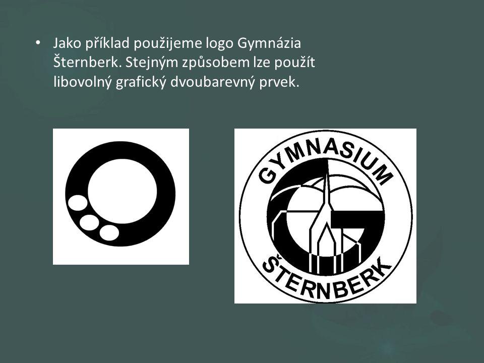 Otevřeme toto logo v programu GIMP.Přidáme novou vrstvu.