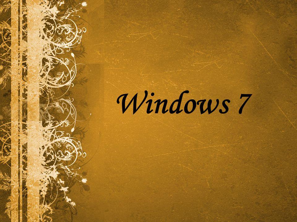 stejné HW požadavky jako Vista dokonce možná i o malinko nižší snaha prosadit i do netbooků, nettopů a podobných zařízení s nižším výkonem Hardwarová náročnost