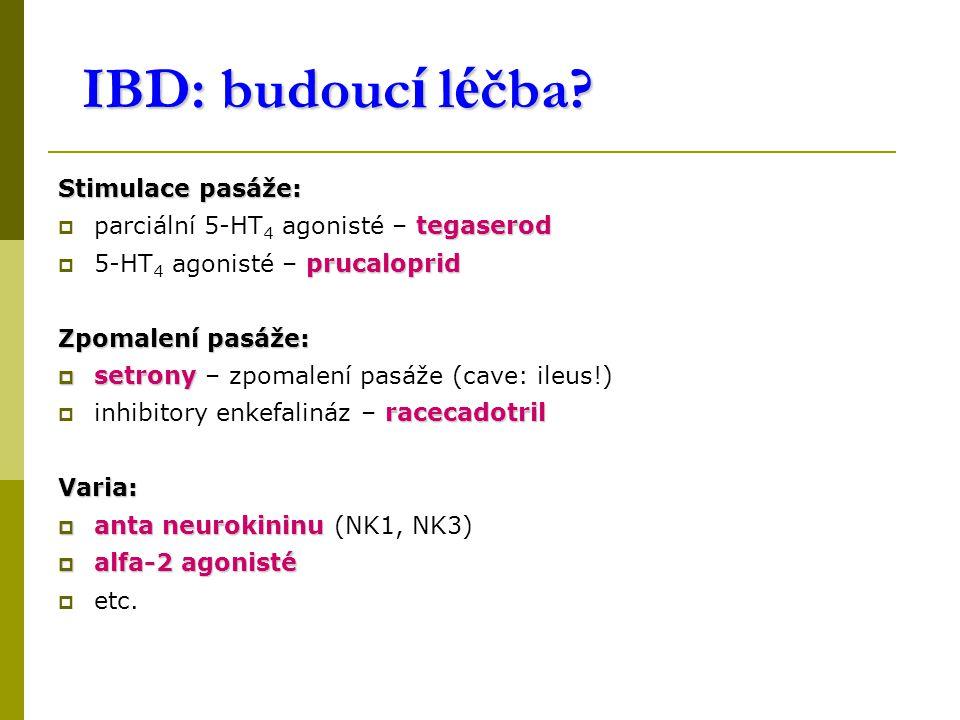 IBD: budouc í l é čba.