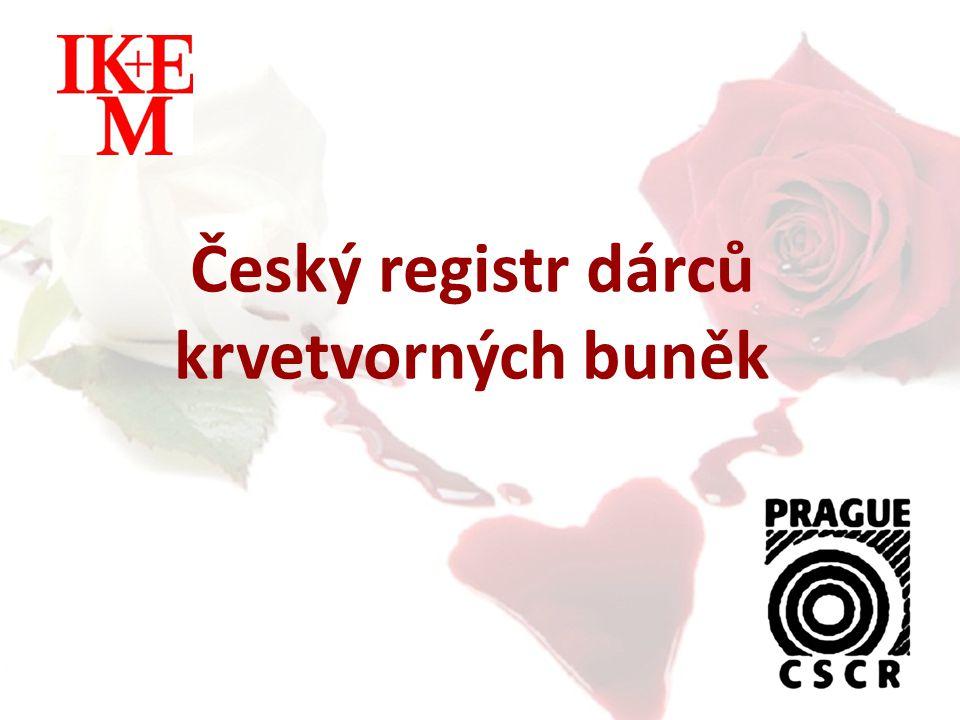 Český registr dárců krvetvorných buněk
