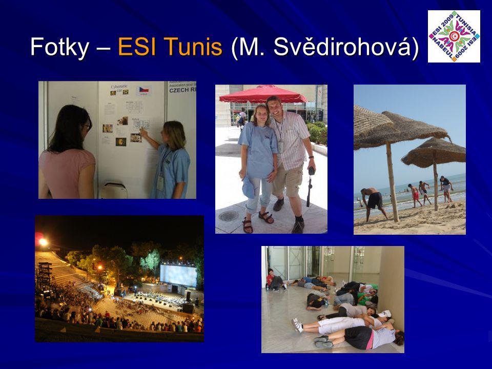 Fotky – ESI Tunis (M. Svědirohová)
