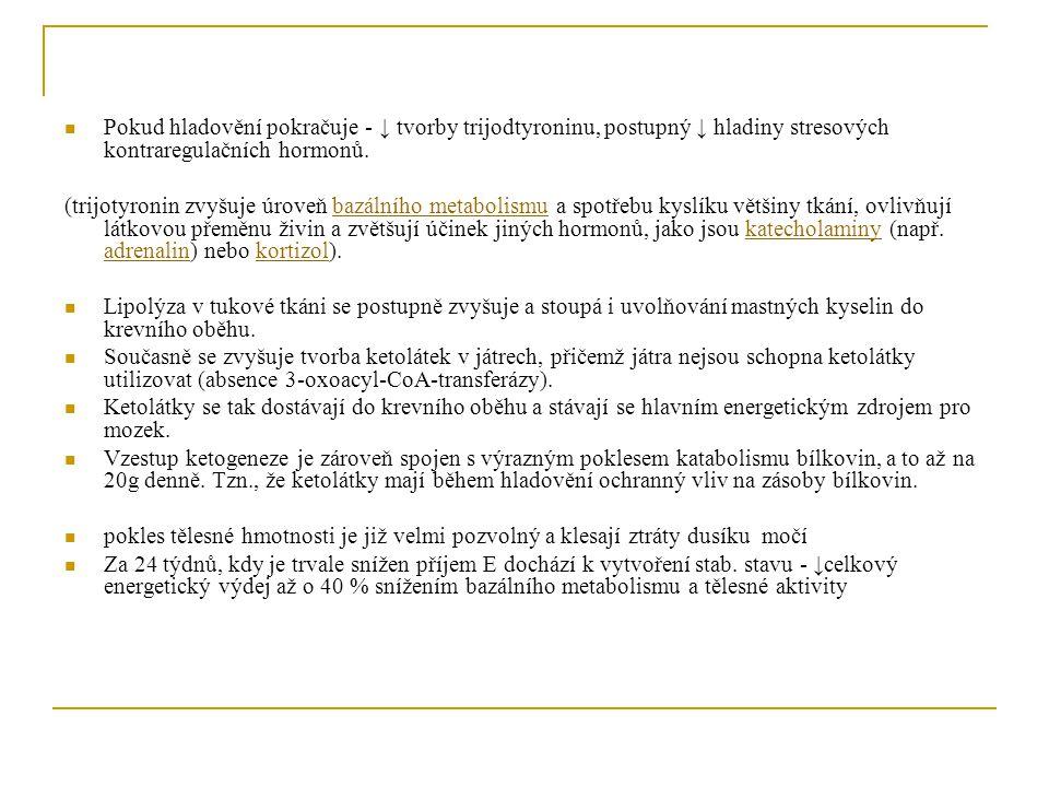 Specifické deficience Sodíkhyponatrémie HořčíkHypertenze DraslíkHypokalemie, srdeční arytmie
