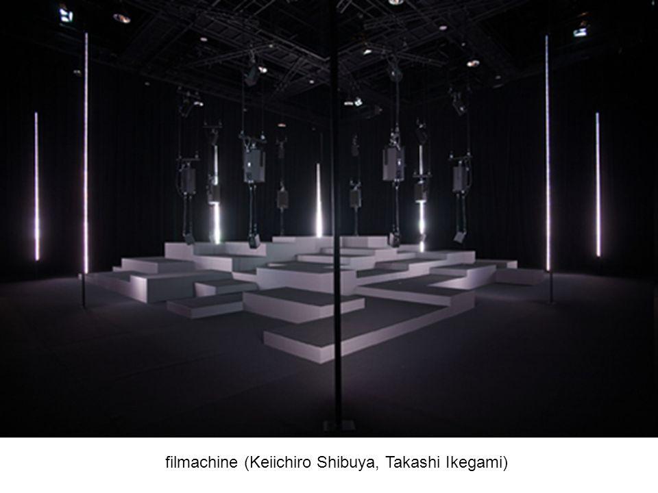 filmachine (Keiichiro Shibuya, Takashi Ikegami)