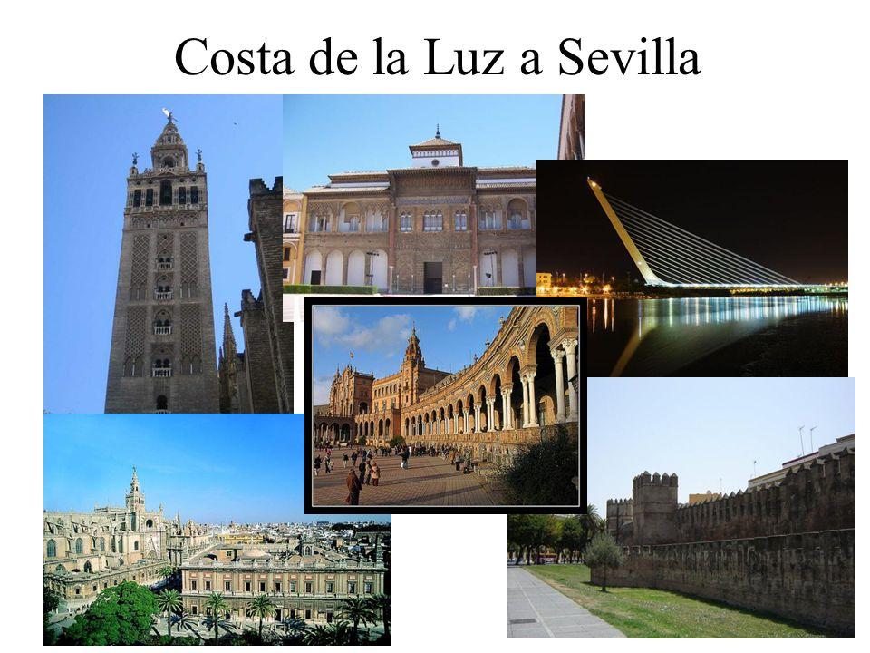 Costa de la Luz a Sevilla