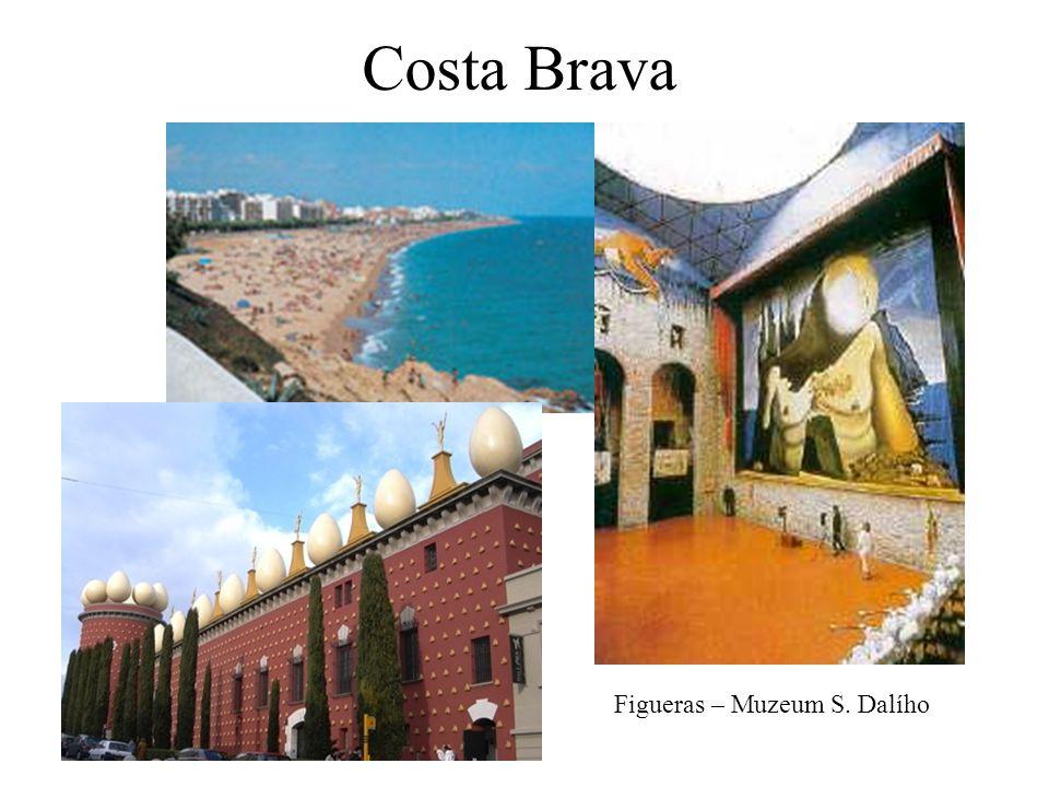 Costa Brava Figueras – Muzeum S. Dalího