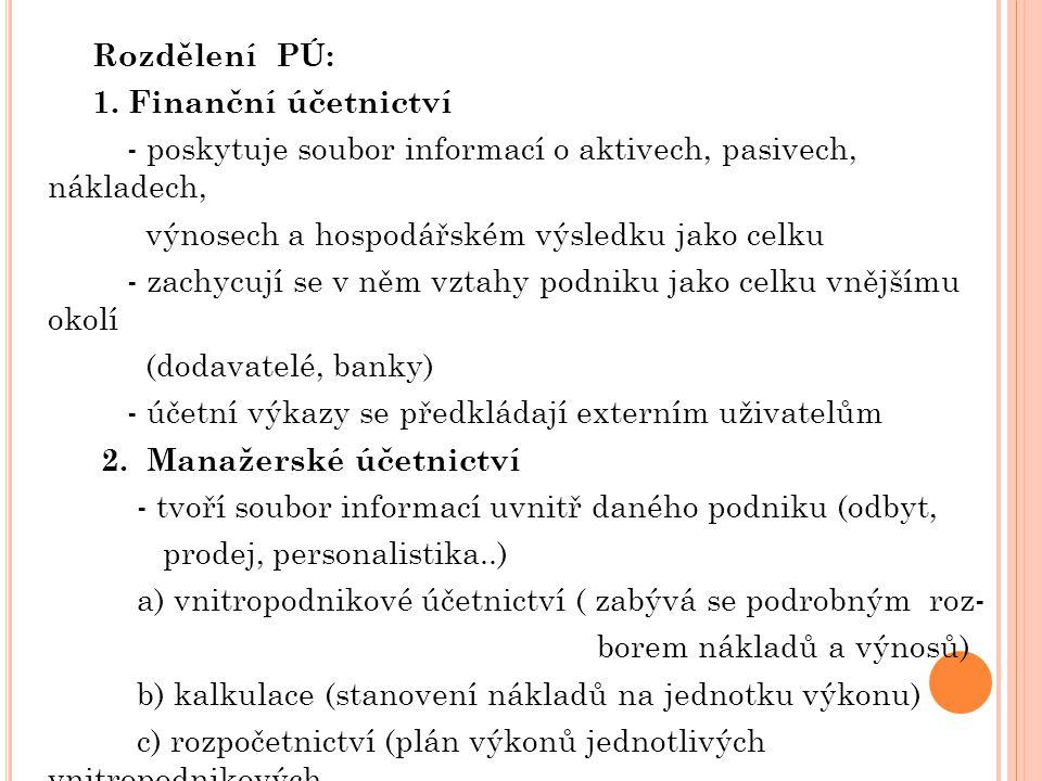 Zde najdete vysvětlení pojmů z podvojného účetnictví: www.podnikatelskyweb.cz www.uctovani.net www.jakpodnikat.cz www.mojezivnost.cz