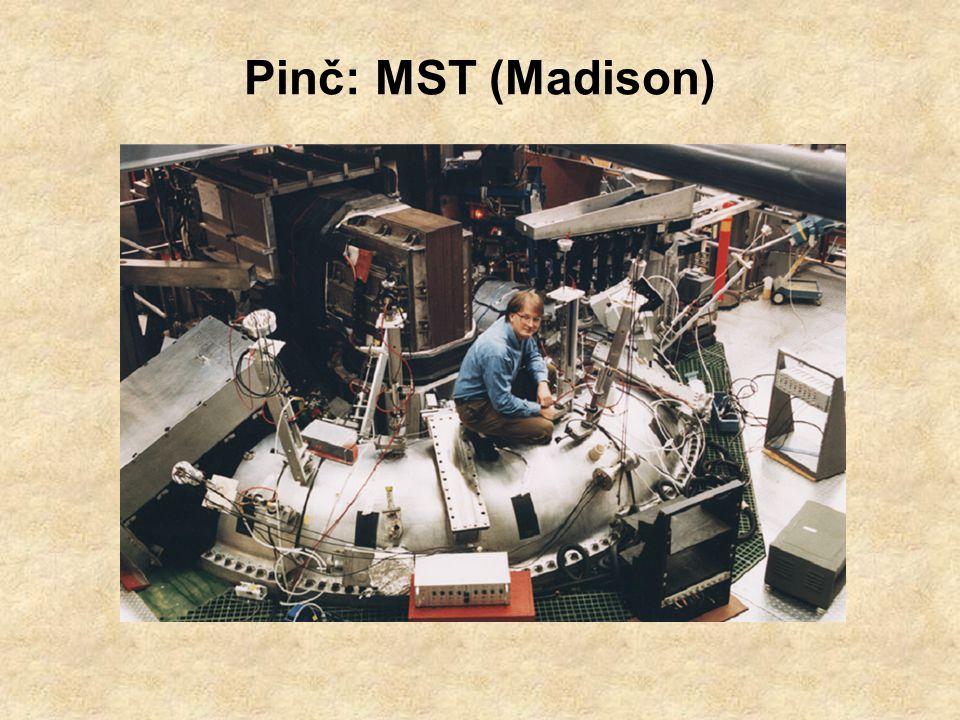 Pinč: MST (Madison)