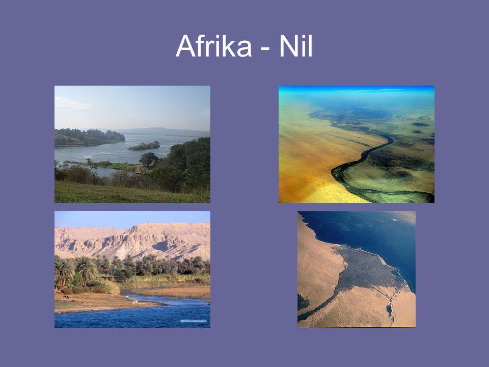 Afrika - Nil