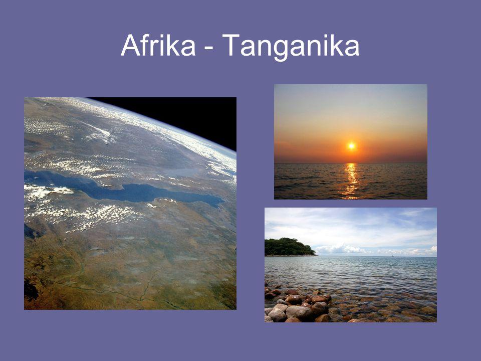 Afrika - Tanganika
