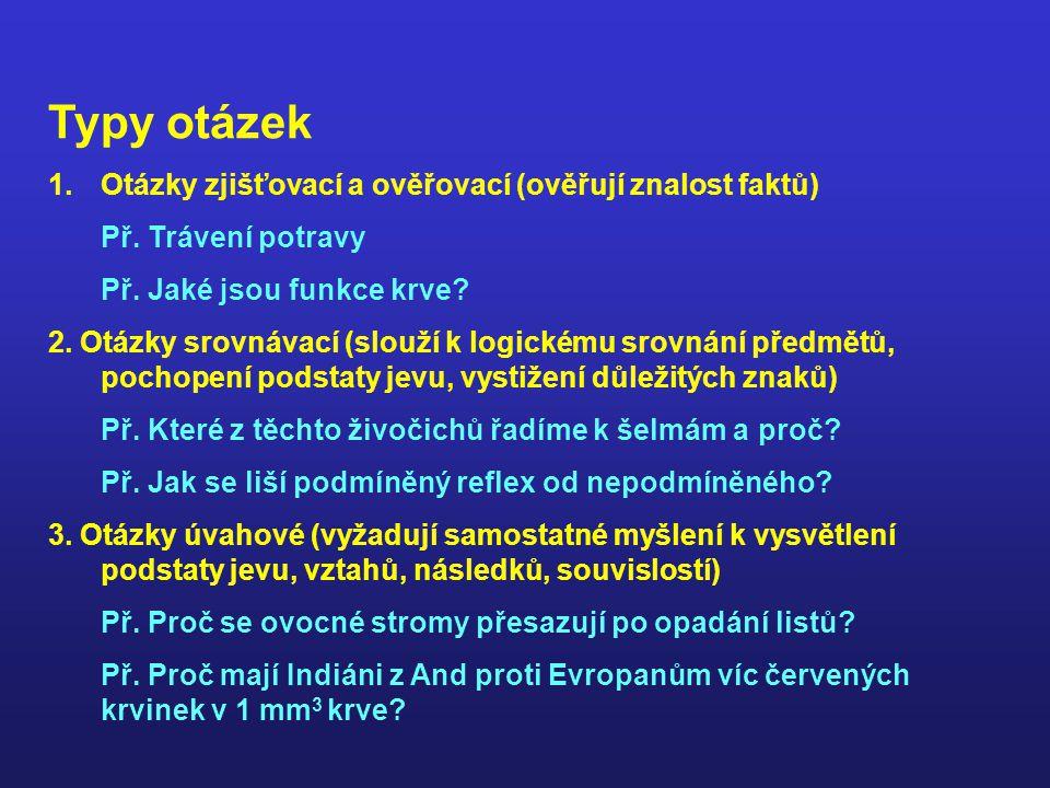 Testy Turek 1995, Rötling 1996, Půlpán 1991, Hrabal a kol.
