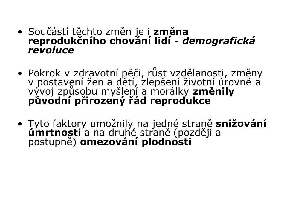 Projekce 2009 Poslední projekce na území ČR Důvodem byl skutečný demografický vývoj České republiky, na rozdíl od prognózovaného Dlouhý časový interval od vzniku předchozí projekce (6 let) Do celkového počtu obyvatel jsou kromě občanů ČR a cizinců s trvalým pobytem započteni i cizinci s přechodným (EU) nebo dlouhodobým pobytem (třetí země) Horizontem projekce je 2065 a je uvažována migrace