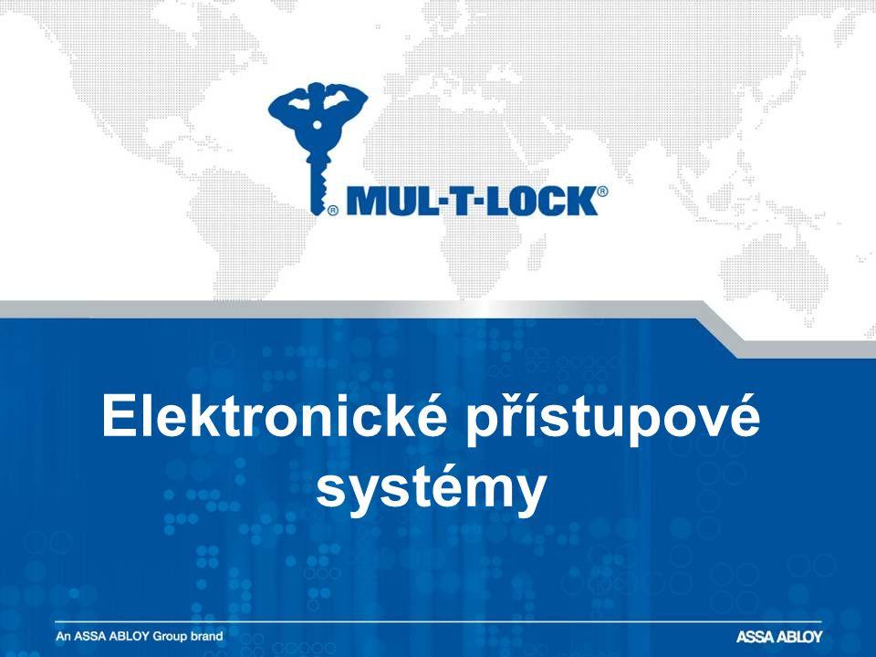 Elektronické přístupové systémy