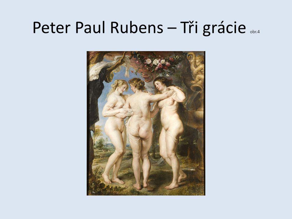 Peter Paul Rubens – Tři grácie obr.4