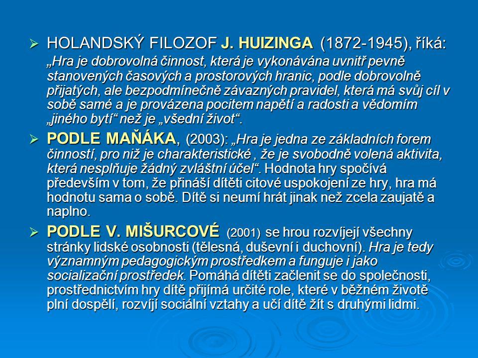  HOLANDSKÝ FILOZOF J.