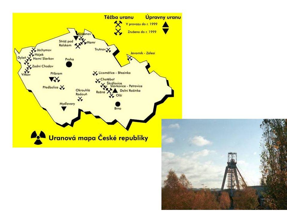 Kde se u nás těží ropa a zemní plyn?
