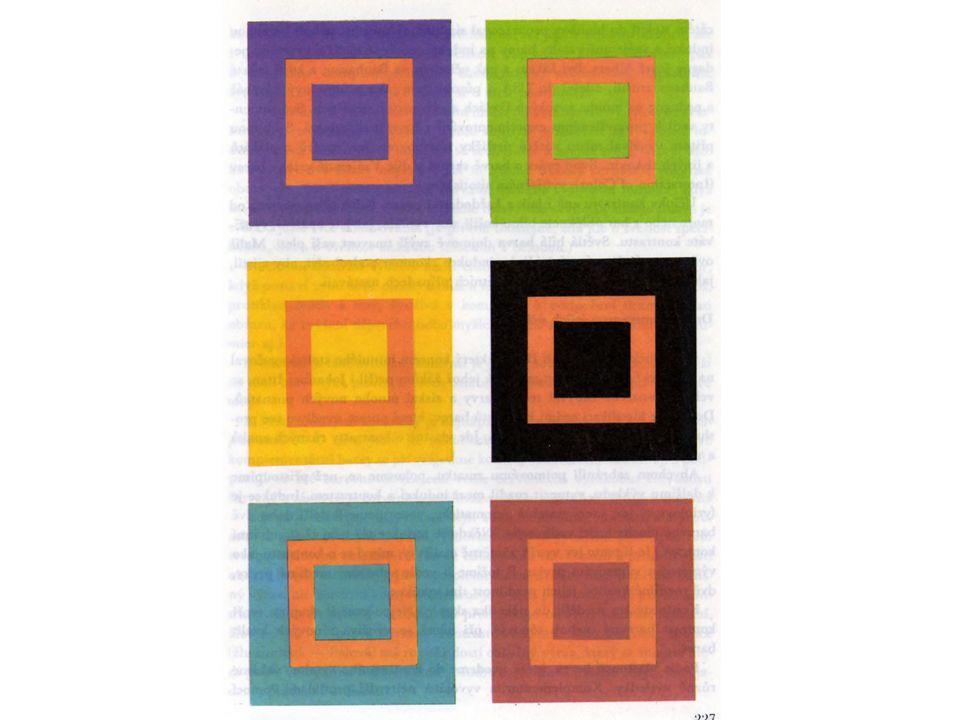 Sedm barevných kontrastů podle J.