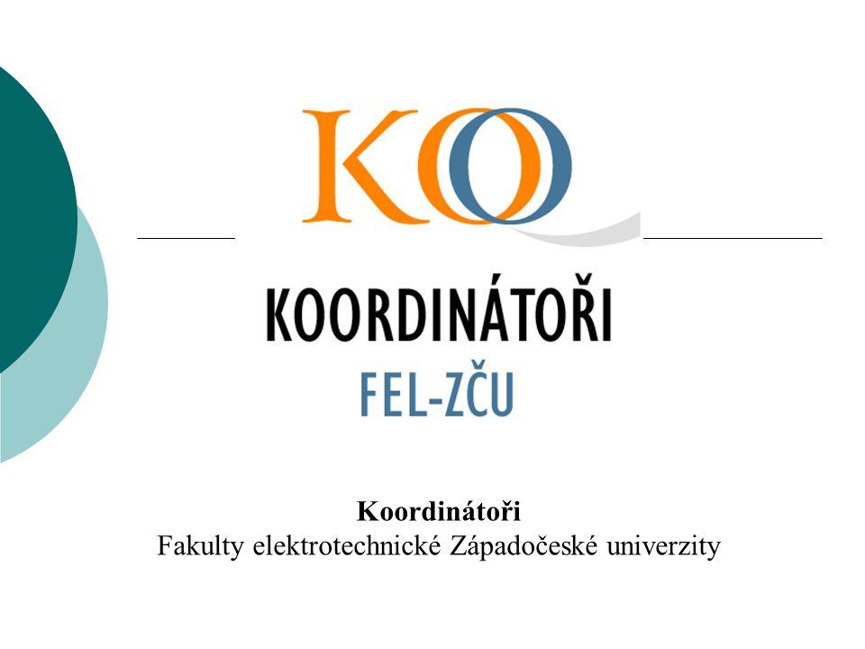 Koordinátoři Bc.Jan Hudek E-mail:hudekj@students.zcu.czhudekj@students.zcu.cz ICQ:228 854 446 Bc.