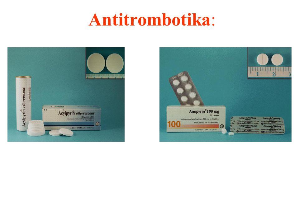Antitrombotika: