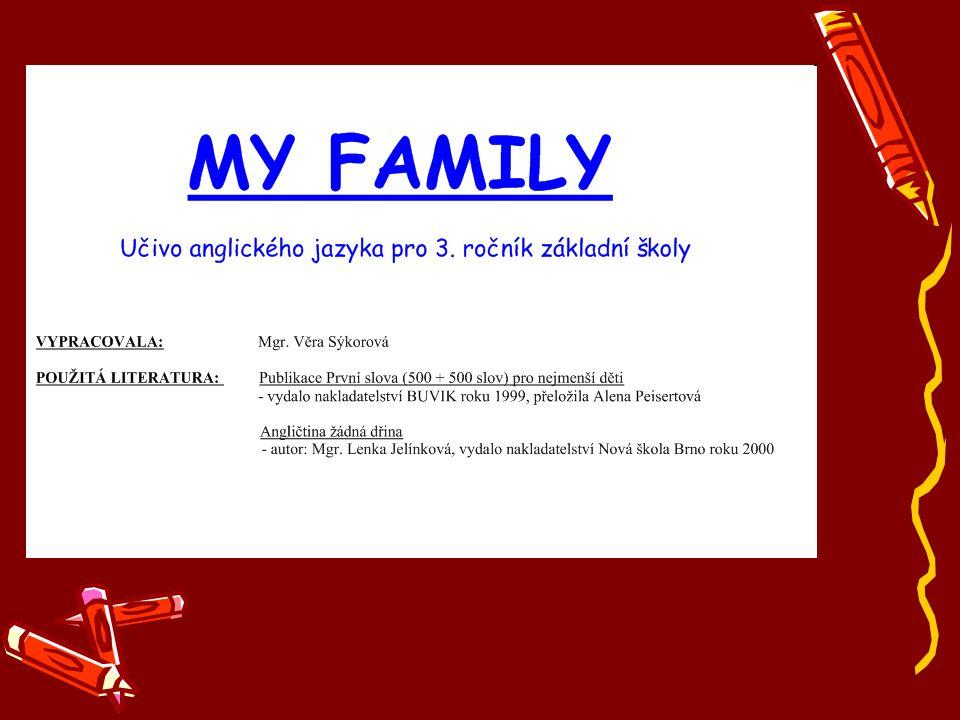 Family Family znamená v překladu 1.rodina 2.zmrzlina 3.překvapení majorj3susfreek.xanga.com