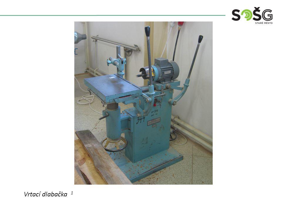 POUŽITÍ : Stroj je určen pro dlabání průběžných i neprůběž- ných dlabů se zaoblenými čely a rovným dnem.