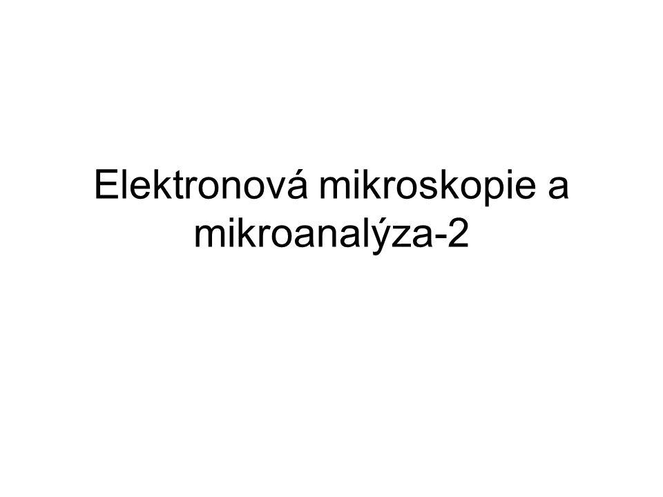 elektronová optika