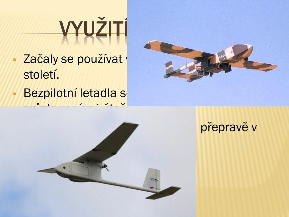 PREDATOR A REAPER  Jsou to bezpilotní letouny využívané armádou Spojených států amerických.