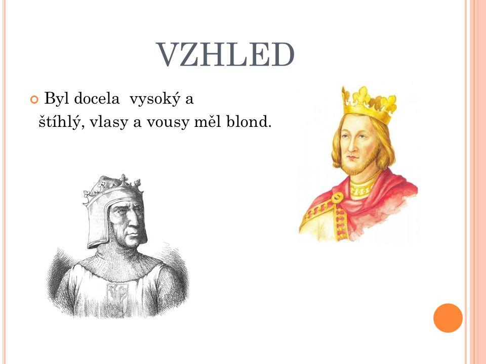 POVAHA Inteligentní a talentovaný Václav se z počátku více než panovnickým povinnostem věnoval radovánkám, tolik lákajícím šestnáctileté mladíky: velké oslavy, ponocování a nezřízenému sexuálnímu životu.