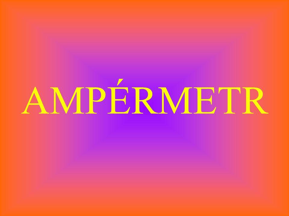 AMPÉRMETR
