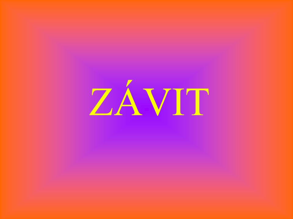 ZÁVIT